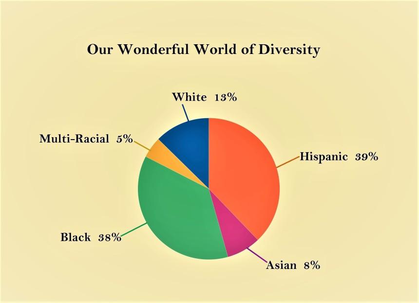 LSES-diversity chart - pie