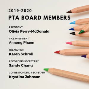 The next PTA meeting is Tuesday(15)